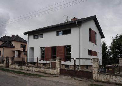 Rodinný dům Miřejovice