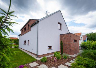 Rodinný dům Praha 11 – Medkova