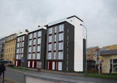 Bytový dům Praha – Harfa